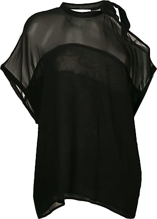 8pm pussybow blouse - Black