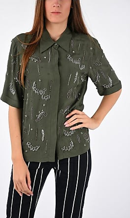 Dries Van Noten Embroidered Blouse size 44