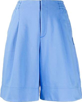 Yohji Yamamoto Short oversized x Adidas CL - Azul