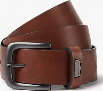 Levi's Cabazon Metal Belt - Braun / Braun