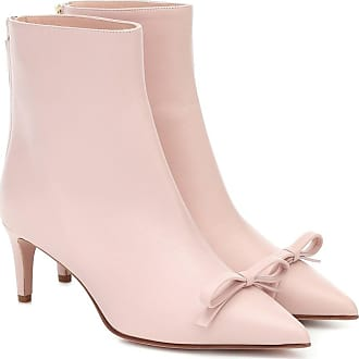 Red Valentino Ankle Boots aus Leder