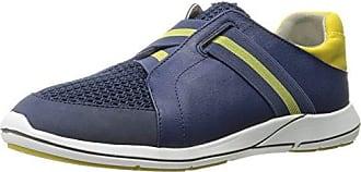Aerosoles Womens Side Track Fashion Sneaker, Navy Combo, 10.5 M US