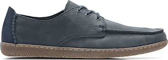 Clarks Mens Shoe Navy Nubuck Clarks Saltash Lace Size 10