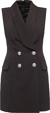 BLACK Perforated dress  Balmain  Festkjoler - Dameklær er billig