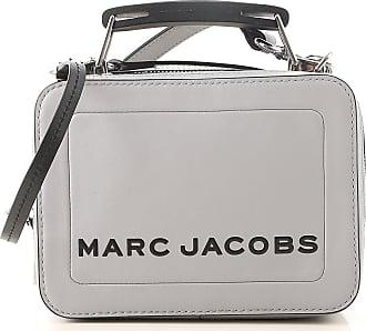eb92b9d8ce Marc Jacobs Borsa a Mano On Sale, Grigio, pelle, 2017, one size