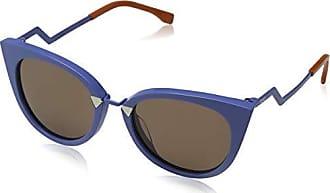 551b0a7ac5d Fendi FF 0118 S UT ICH 52 Montures de lunettes Bleu (Ltbluee Azure
