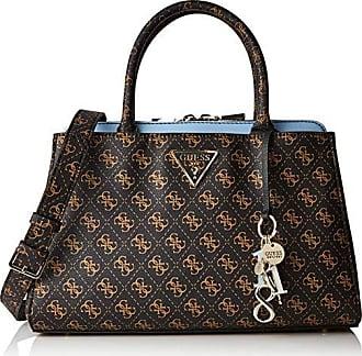 e5f130d887de6 Guess Damen Maddy Girlfriend Satchel Shopper