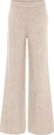 Joseph Tweed wool-blend pants
