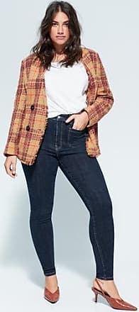 Violeta by Mango Patch pocket jeans