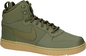 new style cc982 b9f8d Nike Kaki Hoge Sneakers Nike Ebernon