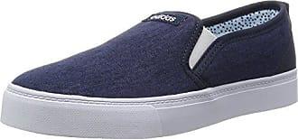 on sale ac03f 0fca8 adidas Adidas Park St Slipon W Damen Sneaker Textil, Dunkelblau, 36 23