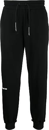 WWWM - What We Wear Matters Calça esportiva com ajuste no cós - Preto