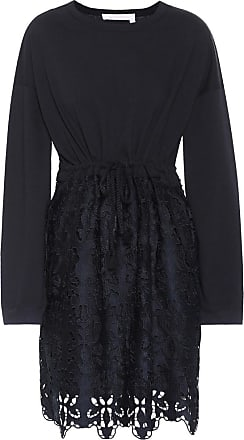 See By Chloé Cotton lace minidress