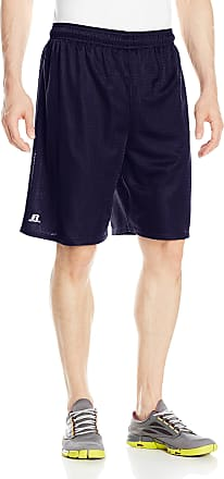 Russell Athletic Mens Russell Dri-Power Mesh ShortsNavy XXX-Large Shorts, Navy, 3X