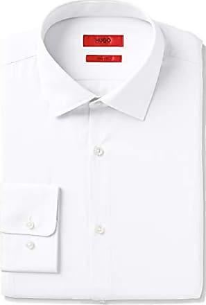 e4638cfeb HUGO BOSS Hugo Mens Dress Shirt, White, 15 Neck 32-33 Sleeve