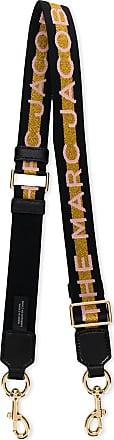 Marc Jacobs Alça para bolsa com logo - Preto
