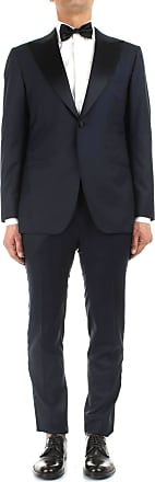 Kiton Fashion Man UASM861K07R1504001 Blue Wool Suit   Season Outlet