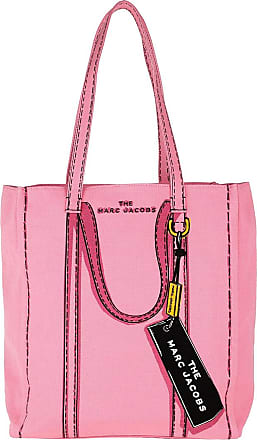 Marc Jacobs Tote - The Tag Tote 31 Pink Multi - rose - Tote for ladies