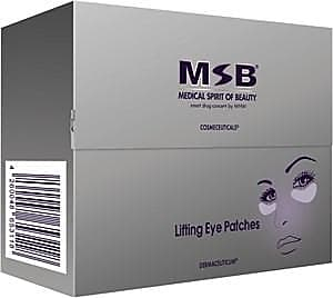 MSB Special care Dermaceuticum Lifting Eye Patches 6 Stk
