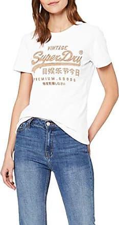 Superdry Premium Goods Burnout T Shirt Femme