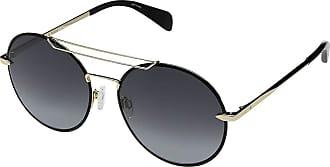 f2c3bc64b74 Rag   Bone RNB1011 S (Gold Black Dark Grey Gradient) Fashion Sunglasses