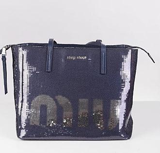 Miu Miu Tote Bag in Paillettes taglia Unica