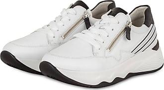 Gabor Plateau-Sneaker LAS VEGAS - WEISS