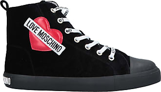 nouvelle basket femme Love Moschino HEART Baskets basses