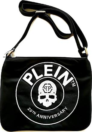 Philipp Plein Cross Body Anniversary Shoulder Bag A19A BBA0083 PTE003N Black