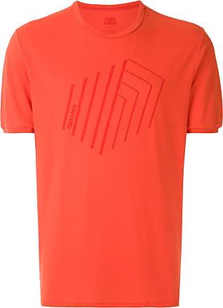 Track & Field T-shirt Cubo estampada - Laranja