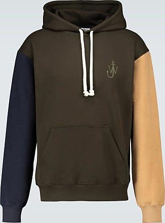 J.W.Anderson Colorblocked hooded sweatshirt