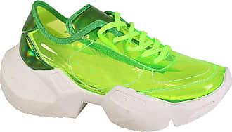 Yoki Womens NESSA-01 Running Shoe, Lime, 9 UK