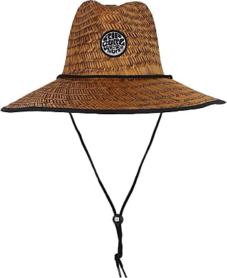 Rip Curl Chapéu Rip Curl Wetty Straw Hat - Marrom - UNICO