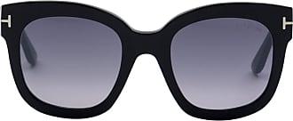 Tom Ford Eyewear Óculos de Sol Gatinho Preto - Mulher - 52 US