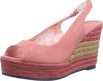 3d33ba80a6f62a GANT FOOTWEAR Womens Stella Espadrilles Pink Size  8
