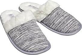 Original Penguin slip on fur slippers