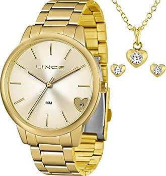 Lince Kit Relógio Lince Feminino com Colar e Brincos Lrg4559lkv40c1kx