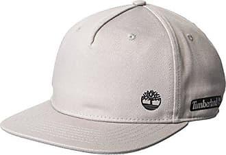 eb9369e9 Timberland Mens Cotton Twill Baseball Cap, Light Grey, one Size