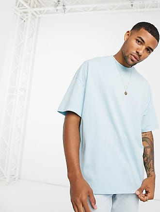 Asos Blaues Oversize-T-Shirt