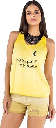 Latifundio Regata Camiseta Feminina Latifundio Birds