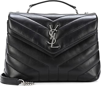 Saint Laurent Borsa Loulou Monogram Small in pelle