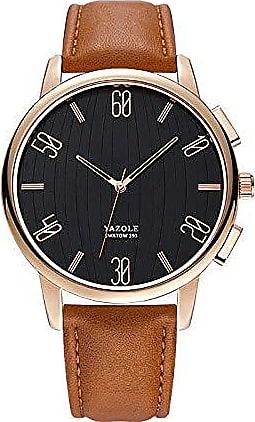 Yazole Relógios De Pulso Alta Qualidade Yazole D393 (1)