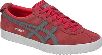 Onitsuka Tiger Mens Mexico Delegation D6e7l-6 Low-Top Sneakers, Red (Red D6e7l-600), 8.5 UK