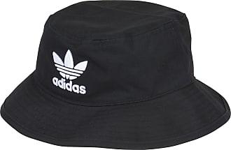 adidas Originals Washed Bucket Hat White