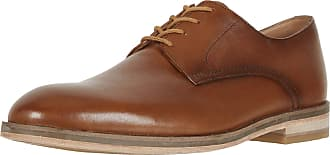 Clarks Oliver Lace Tan Leather 11.5