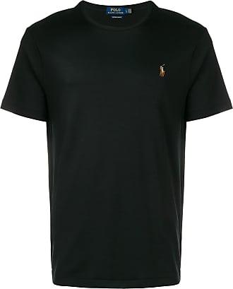 Polo Ralph Lauren T-shirt con logo - Di colore nero