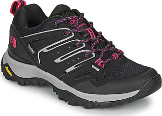 The North Face Hedgehog Fastpack II Wp Sports Shoes Femmes Black/Pink - UK:8 - Walking Shoes