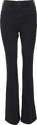 Triton Calça Jeans Triton Flare Lisa Preta