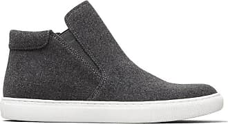 Kenneth Cole Womens Kalvin Fashion Sneaker, Asphalt Suede, Size 5.0 US US