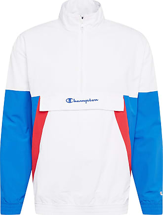 Champion Authentic Athletic Apparel Windbreaker blau / rot / weiß